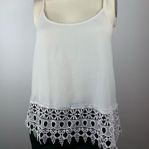 White Have Camisole.